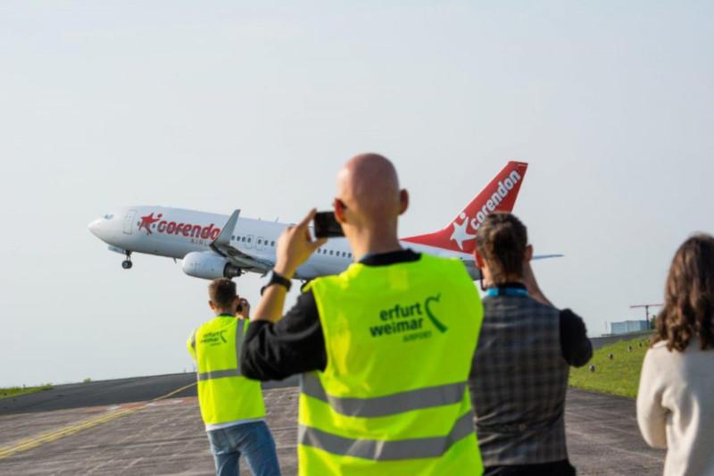 2. Instawalk Erfurt-Weimar Airport