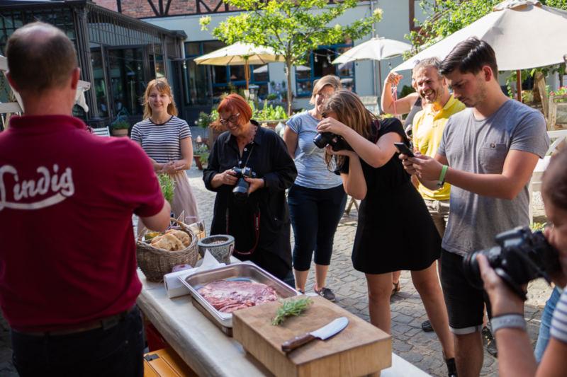 Blogger-Event der Thüringer Tischkultur in Zeulenroda und Umgebung