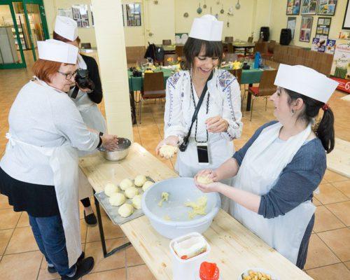 Ein Kloß-Kochkurs für Blogger
