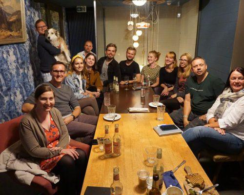 3 Jahre Blogger Stammtisch in Erfurt