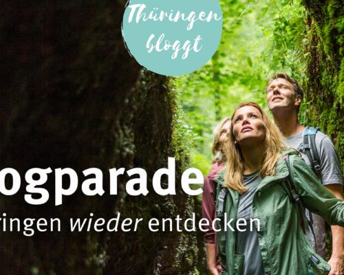 "Blogparade ""Thüringen wieder entdecken"""